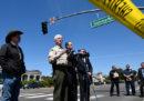 La sparatoria in una sinagoga di San Diego