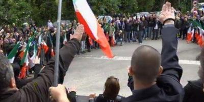 Il discusso servizio della Rai sul raduno fascista di Predappio