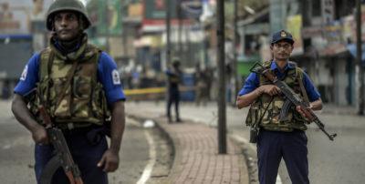Il numero di morti negli attentati di Pasqua in Sri Lanka è salito a 359