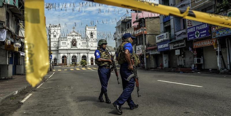 Sri Lanka: bilancio strage scende di oltre 100 morti