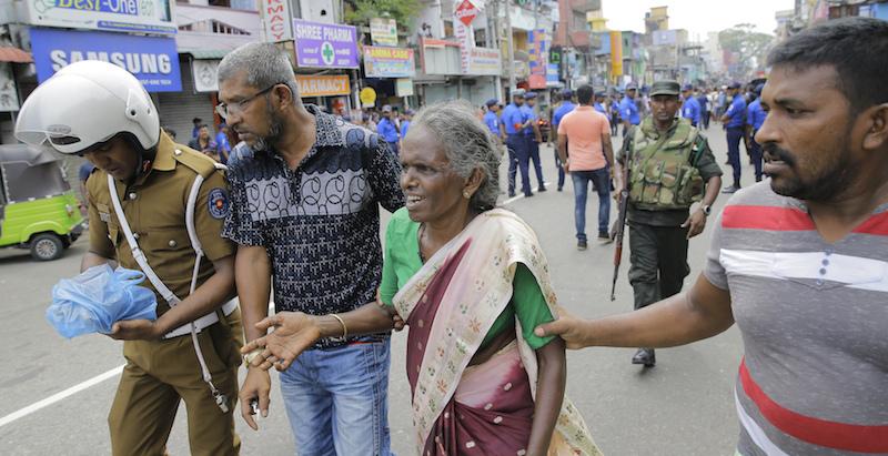 207 morti negli attentati in Sri Lanka