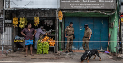 In Sri Lanka non è ancora finita
