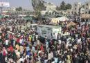 In Sudan almeno 14 persone sono state feriti negli scontri con l'esercito