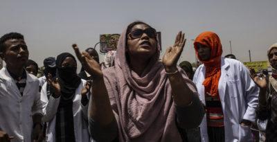 In Sudan i manifestanti hanno interrotto i rapporti con il Consiglio militare di transizione