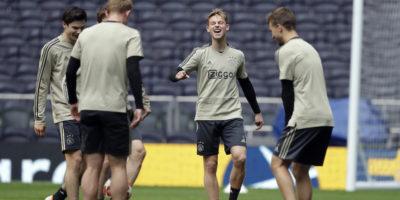 Che partita sarà Tottenham-Ajax