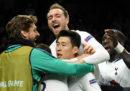 Il Tottenham ha battuto 1-0 il Manchester City nell'andata dei quarti di Champions League