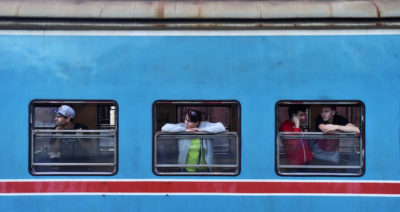 I treni polacchi sono troppo rumorosi