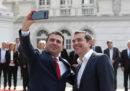 Alexis Tsipras è in visita nella Repubblica della Macedonia settentrionale: è la prima volta per un primo ministro greco da quando cominciò la disputa sul nome del paese