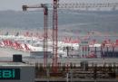 Il nuovo, ambizioso aeroporto di Istanbul