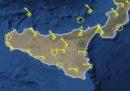 In Sicilia i collegamenti per Ustica e le isole Eolie sono stati interrotti a causa dello scirocco