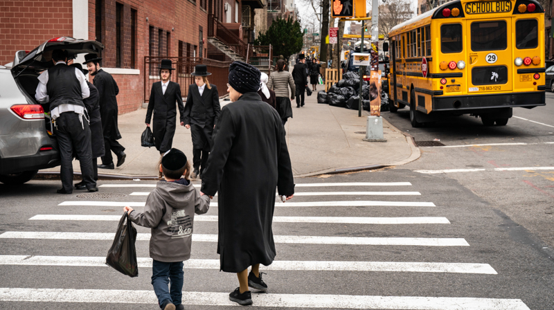 L'epidemia di morbillo a New York è nata tra gli ebrei