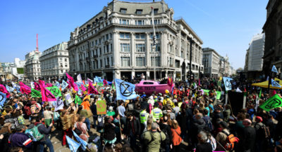 "Cos'è ""Extinction Rebellion"""