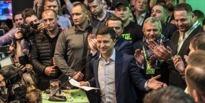 Volodymyr Zelensky è filorusso?