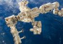 È stato aggiustato ilguasto elettrico sulla Stazione Spaziale Internazionale