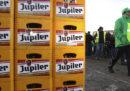 La Commissione Europea ha multato per 200 milioni di euro la multinazionale della birra AB InBev per abuso di posizione dominante