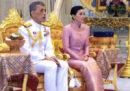 Il re della Thailandia ha sposato la vice capo della sua guardia di sicurezza personale