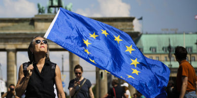 Le manifestazioni di domenica a favore dell'Europa