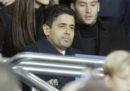 Nasser al Khelaifi,presidente del Paris Saint-Germain, è stato incriminato per corruzione nell'ambito di un'inchiesta sull'assegnazione dei mondiali di atletica del 2017