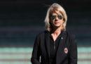 Carolina Morace non è più l'allenatrice della squadra femminile del Milan