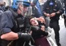 Il giornalista di Repubblica picchiato dalla polizia