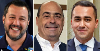 I risultati delle elezioni europee in Italia