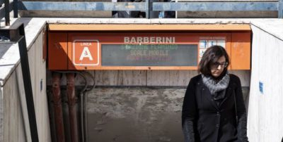 La linea A della metropolitana di Roma rimarrà parzialmente chiusa ad agosto per lavori di manutenzione