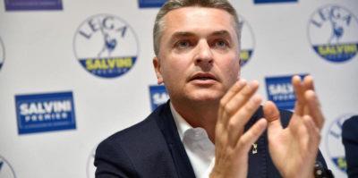 Edoardo Rixi, condannato e dimesso