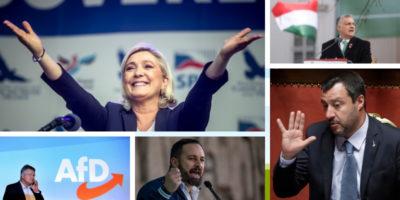 Chi è amico di chi nella destra europea