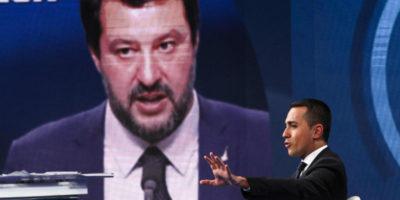 «Più lavoro e meno stronzate», dice Di Maio alla Lega