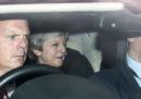 Theresa May ha detto che si dimetterà se il Parlamento britannico respingerà di nuovo l'accordo su Brexit, dicono i giornali britannici