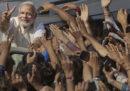 Narendra Modi ha vinto le elezioni in India