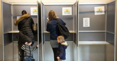 Secondo gli exit poll delle elezioni europee nei Paesi Bassi, il Partito Laburista è in testa col 18 per cento dei voti