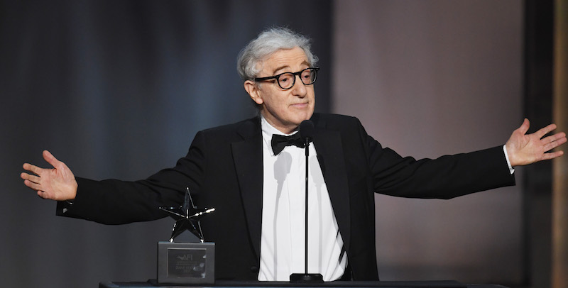 Editori snobbano memorie di Woody Allen