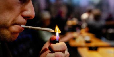 I negozi di cannabis chiusi a Macerata