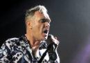 Morrissey ha 60 anni
