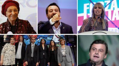 I candidati italiani alle elezioni europee 2019