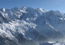 Tre alpinisti francesi sono stati soccorsi questa notte in Valle d'Aosta