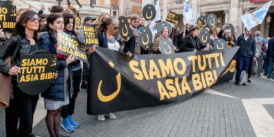 Asia Bibi ha lasciato il Pakistan