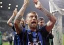Atalanta e Inter vanno in Champions League