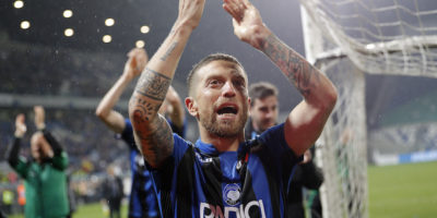 Atalanta e Inter vanno in Champions League