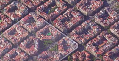 La rivoluzione urbanistica di Barcellona