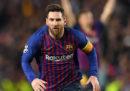 Il Barcellona ha vinto 3-0 contro il Liverpool nella semifinale di andata di Champions League