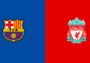 Barcellona-Liverpool in TV e in streaming