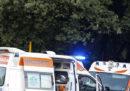 Almeno quattro persone sono state ferite da una betoniera uscita di strada a Roma