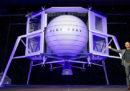 Jeff Bezos vuole andare sulla Luna