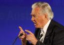È morto l'ex primo ministro australiano Bob Hawke: aveva 89 anni