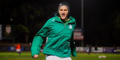 L'attaccante Andy Brennan è diventato il primo calciatore australiano a dichiararsi pubblicamente gay