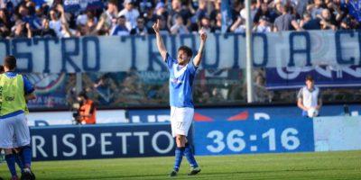 Il Brescia è stato promosso in Serie A