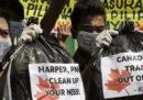 Le Filippine hanno richiamato l'ambasciatore dal Canada per una disputa sui rifiuti