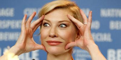 Cate Blanchett è stata di tutto